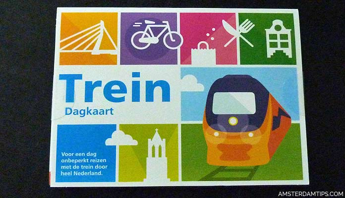 kruidvat ns train day ticket