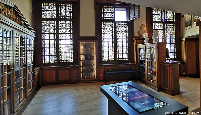 allard pierson museum amsterdam cabinet of collectors