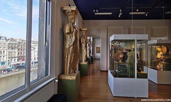 allard pierson museum gallery