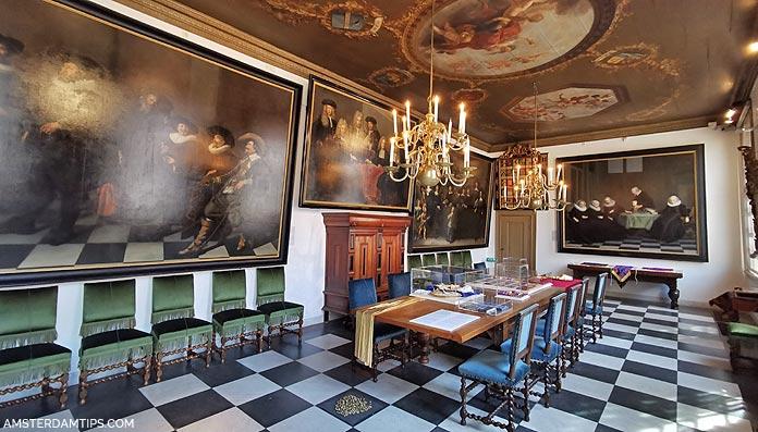 amsterdam museum room