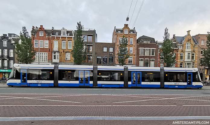 amsterdam new tram 5