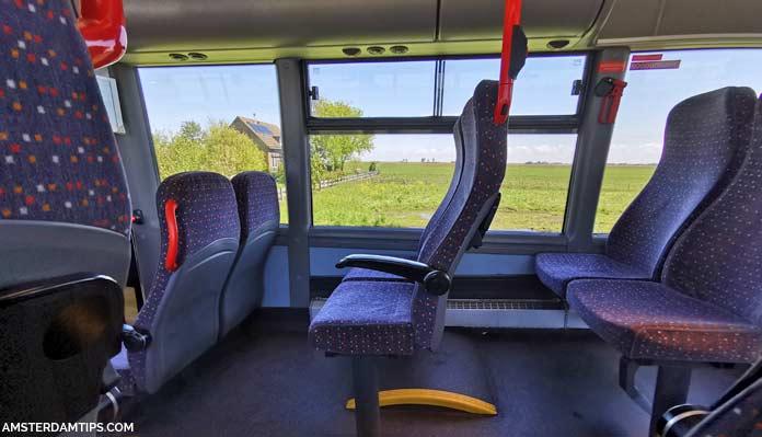 ebs bus waterland amsterdam