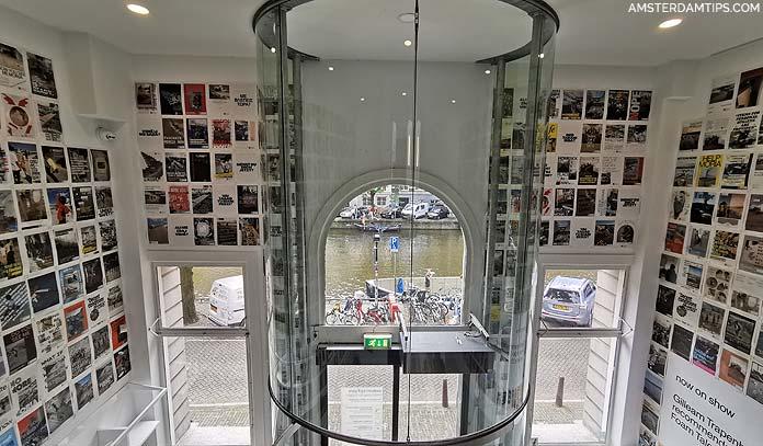 foam museum amsterdam entrance