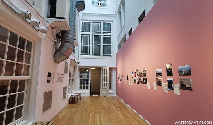 foam museum amsterdam gallery space