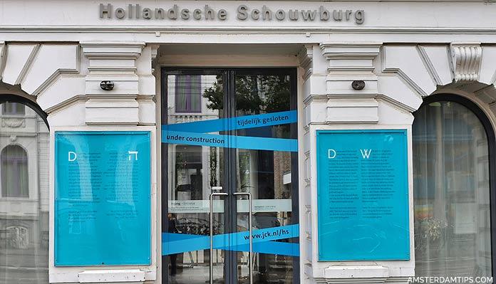 hollandsche schouwburg renovation