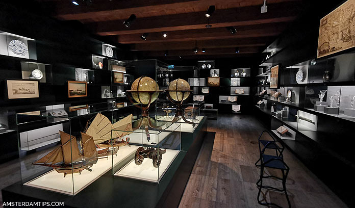 maritime museum amsterdam maps and marvels