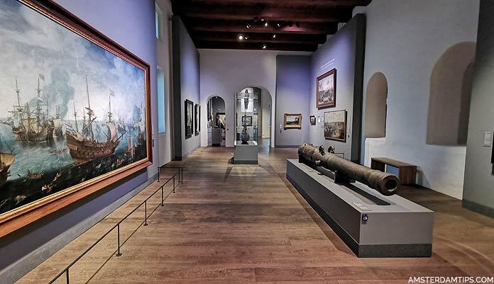 maritime museum amsterdam republic at sea exhibition