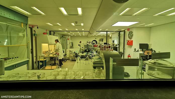 micropia laboratory