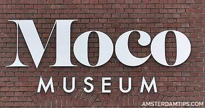 moco museum logo