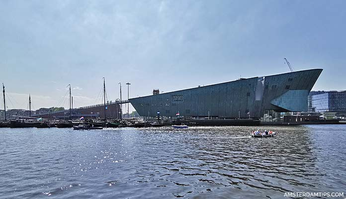 nemo amsterdam building