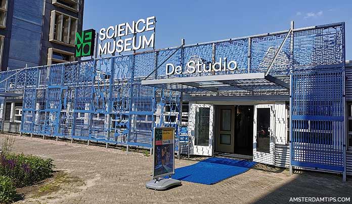 nemo de studio amsterdam
