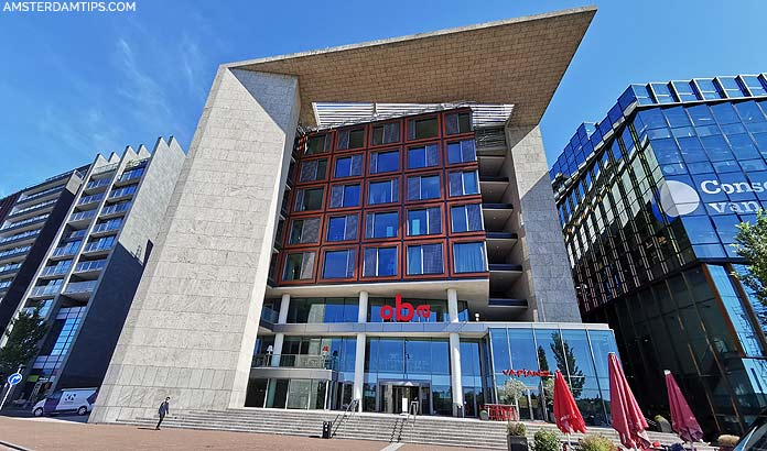 oba amsterdam library building