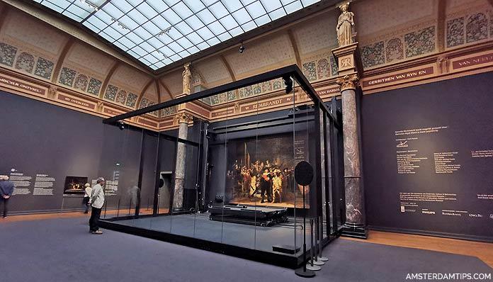 operation nightwatch - rijksmuseum amsterdam