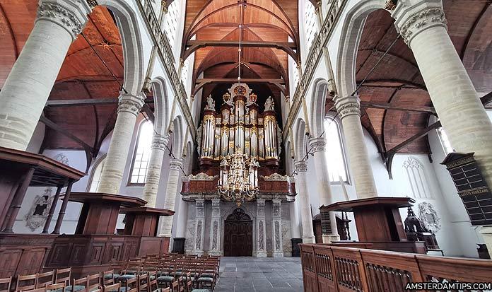 oude kerk amsterdam organ