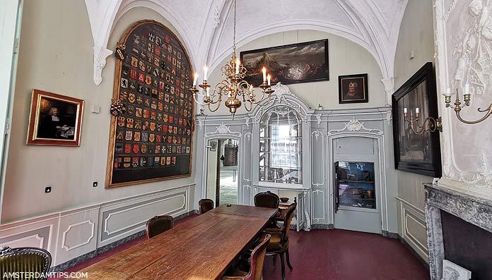 oude kerk amsterdam church warden's office