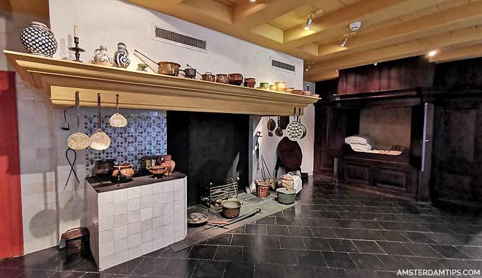 rembrandt house kitchen
