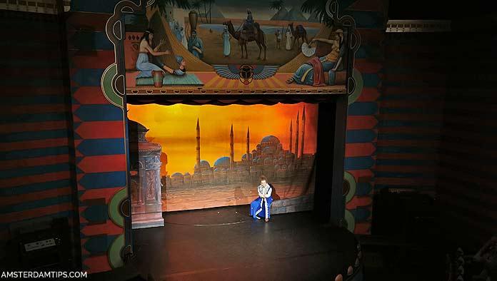 spoorwegmuseum theatre