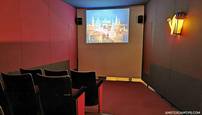 verzetsmuseum amsterdam cinema