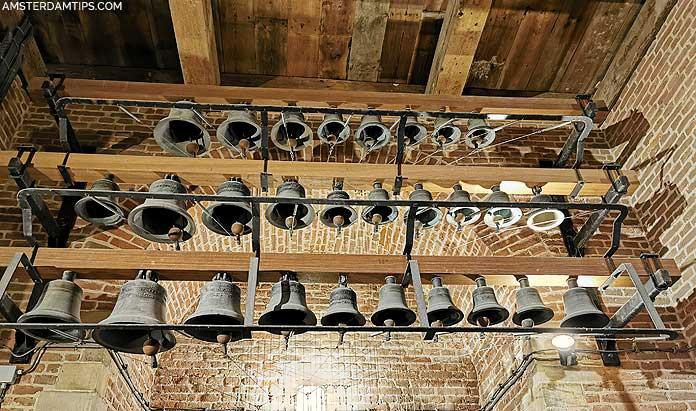 zuiderkerk tower amsterdam carillon bells