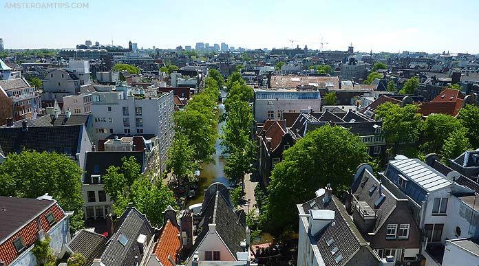 zuiderkerk amsterdam view