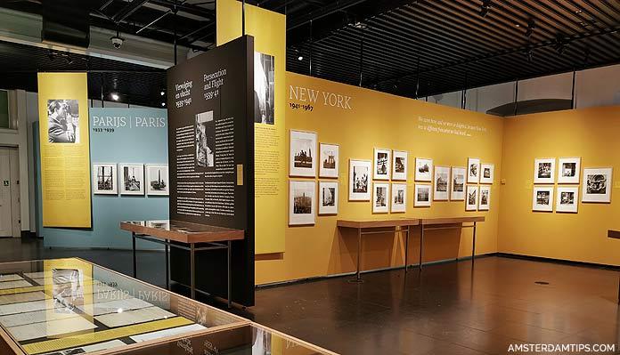 jewish cultural quarter amsterdam fred stein exhibition 2021