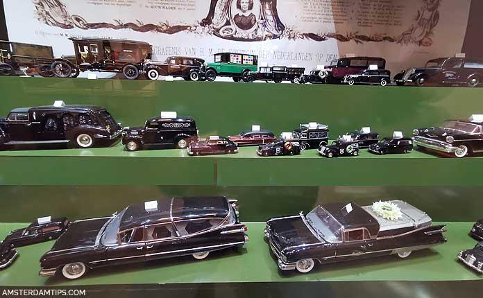 tot zover hearse models exhibit