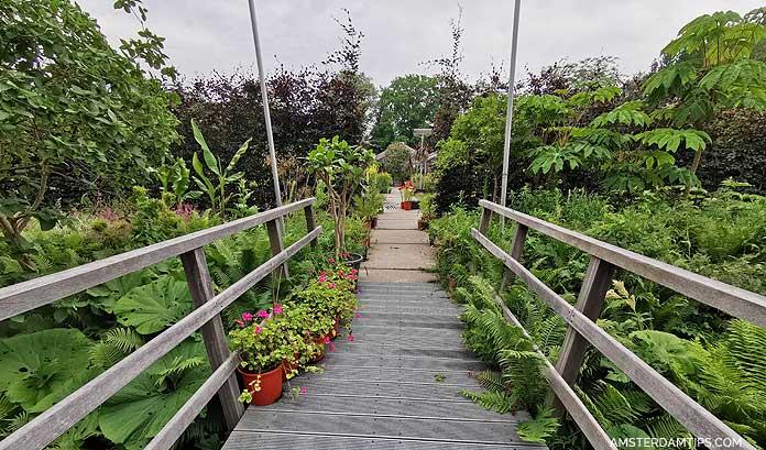 zuidas botanical gardens