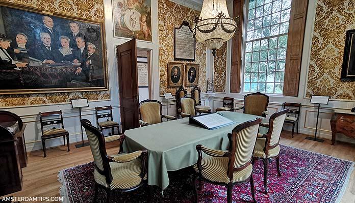 luther museum amsterdam regentesses room