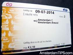 ns single use ticket
