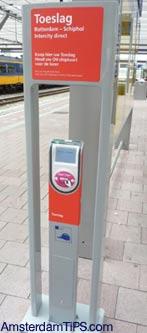 ov-chipkaart supplement reader intercity direct